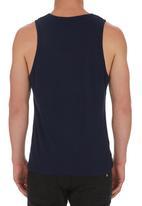 STYLE REPUBLIC - Square Pocket Vest Navy
