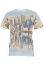 555 Soul - Reflect T-shirt Multi-colour