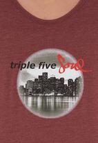 555 Soul - Brody vest Red