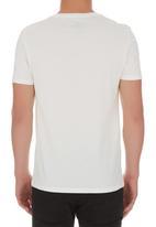 Next - Beardology-print T-shirt Black/White