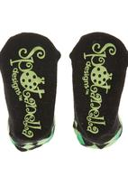 Spotanella - Perfect Gentleman Socks Green