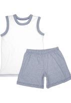 Precioux Bucks - Boys Pyjama Set Multi-colour