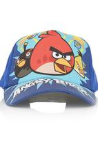 Character Fashion - Angry Birds Peak Cap Blue