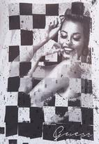 GUESS - Marilyn Monroe Top White