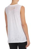 RVCA - Playing Card Tank White