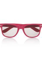 POP CANDY - Wayfarer Sunglasses Pink
