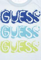 GUESS - Guess Branded T-shirt Grey