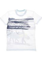GUESS - Guess Boys T-shirt White