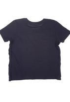 GUESS - Swirl T-shirt Navy