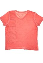 GUESS - Gunner T-shirt Red