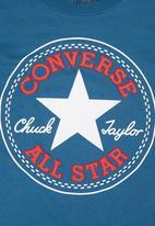 Converse - Converse T-shirt Blue