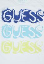 GUESS - Guess Boys T-shirt Grey