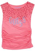 GUESS - Guess Pink Sleeveless Top Pink