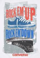 Converse - Rock 'em T-shirt White
