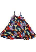 Smash - Floral-print Dress Multi-colour
