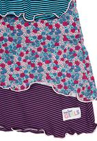 Precioux - Floral-print dress Multi-colour