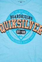 Quiksilver - Quicksilver T-shirt Blue