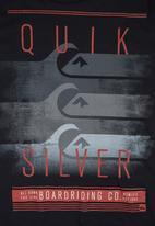 Quiksilver - Quicksilver T-shirt Black