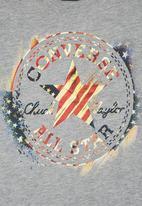 Converse - Patriot T-shirt Grey