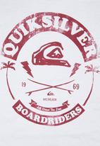Roxy - Quicksilver T-shirt White
