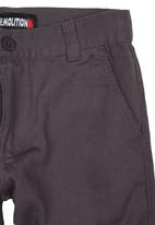 Twin Clothing. - Khaki Pants Dark Grey
