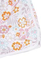Lazkam Investment - Floral Boardshorts White