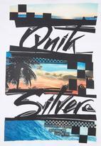 Quiksilver - Quicksilver T-shirt White