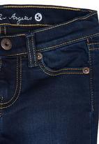 GUESS - Dark-wash Denim Skinny Blue