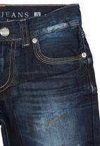 GUESS - Boys Denim Shorts Blue