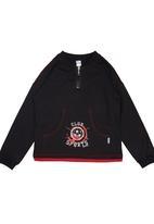 Precioux Bucks - Black Sweater Black