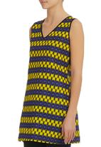 AfroDizzy - African-print Tunic Multi-colour