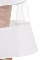 STYLE REPUBLIC - Inset Midi Skirt White