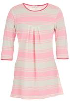 Spree Designer - Pink Stripe Colour Bock Tunic Multi-colour