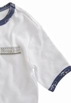 Poogy Bear - Full Body Vest White