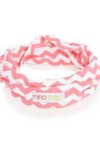 Mina Moo - Snoodi Mid Pink