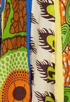 Marianne Fassler - Panel Skirt Multi-colour