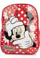Zoom - Mini backpack Red