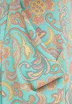 edit - Digital-print Tulip Tunic Multi-colour