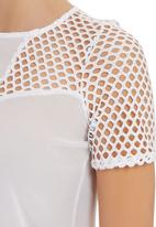 edge - Sporty Top White