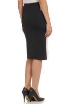 STYLE REPUBLIC - Multi-Inset Pencil Skirt Multi-colour