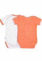 Precioux Baby - 2-Pack Babygro Multi-colour