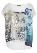 FATE - Refraction Top Multi-colour