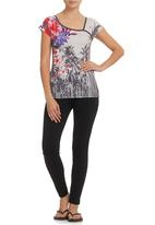 Smash - Flower T-shirt Multi-colour