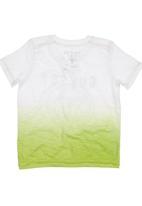 GUESS - Dip-dye Top Green
