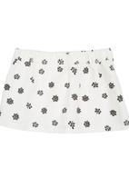 TORO CLOTHING - Girls Pleated Skirt Multi-colour