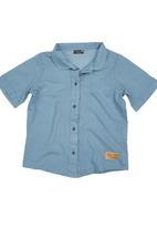 TORO CLOTHING - Girls Shirt Dark Blue