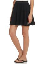 Roxy - Skater Skirt Black
