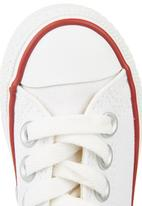 SOVIET - Low-cut Lace-up Sneakers White