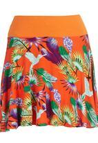 Smash - Tropical Skirt Multi-colour