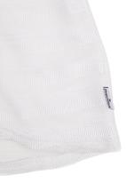 Precioux - Cropped Summer Jersey White
